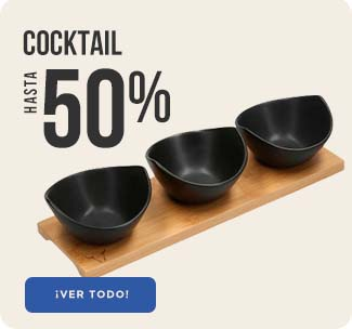 COCKTAIL HASTA 40% DCTO