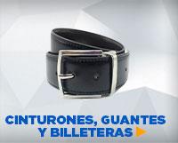 Cinturones, Guantes y Billeteras en hites.com