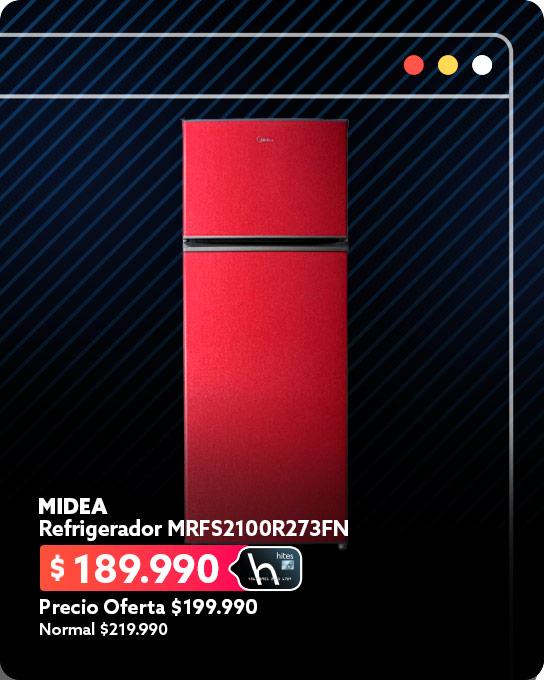 Refrigerador MRFS2100R273FN