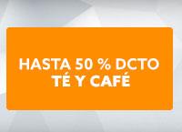 TE Y CAFE Hasta 40% dcto hites.com