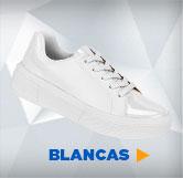 BLANCAS | Lo mejor de zapatillas esta en hites.com