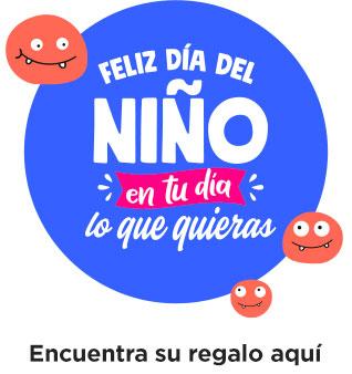 Especial dia del niño en Hites.com