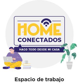 Home conectados en Hites.com