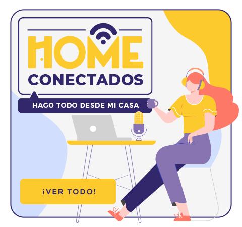 HOME CONECTADOS