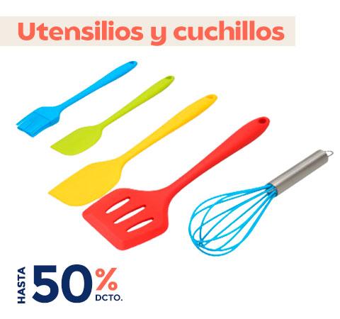 UTENSILIOS  Y CUCHILLOS