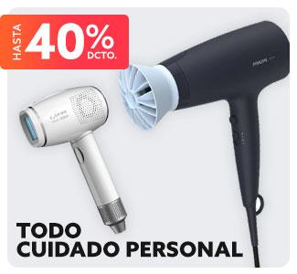 TODO CUIDADO PERSONAL HASTA 40% DCTO en hites.com