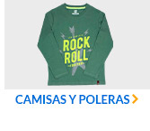 CAMISAS Y POLERAS hites.com