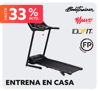 ENTRENA EN CASA Hasta 33% dcto. en hites.com