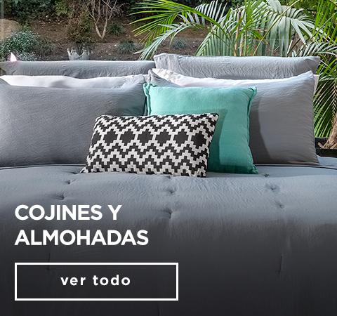 COJINES Y ALMOHADAS