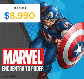 ENCUENTRA TU PODER DESDE $8.990