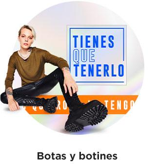 Botas y botines en Hites.com