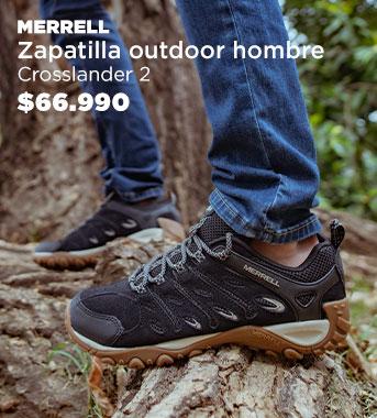 Zapatilla Outdoor  Hombre Crosslander 2