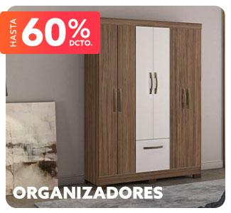 ORGANIZADORES HASTA 65% DCTO en hites.com