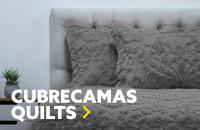 CUBRECAMAS - QUILTS en hites.com