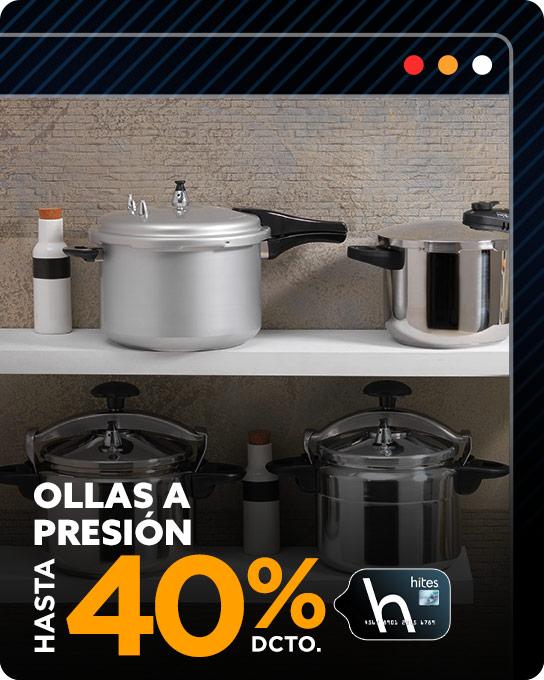 OLLAS A PRESIÓN
