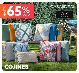 COJINES Hasta 60% dcto.  en hites.com
