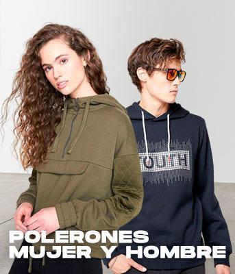 POLERONES MUJER Y HOMBRE