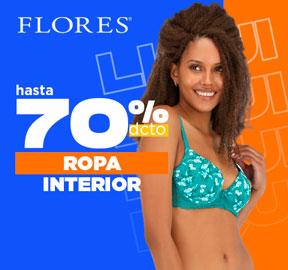 FLORES Hasta 63% dcto