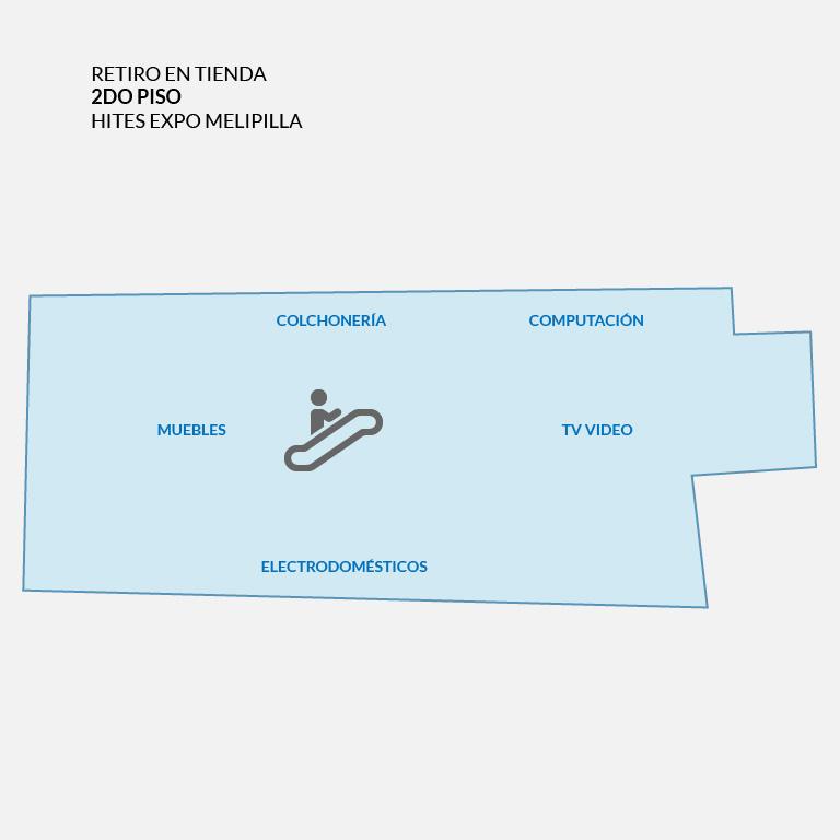 Retiro en Tienda Hites Expo Melipilla
