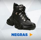 NEGRAS| Lo mejor de zapatillas esta en hites.com