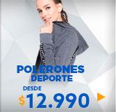polerones y deportivos mujer en hites.com