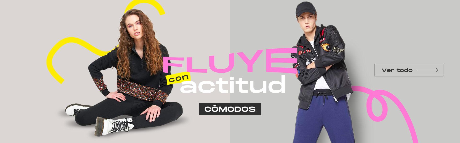 FLUYE CON ACTITUD