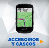 ACCESORIOS Y CASCOS