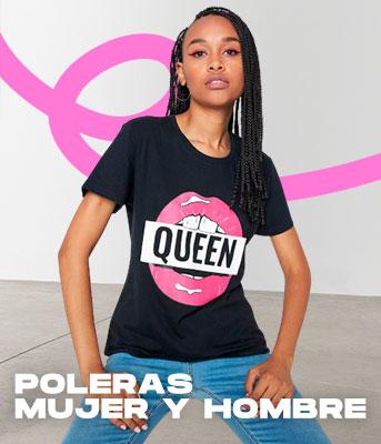 """""""POLERAS MUJER Y HOMBRE"""""""