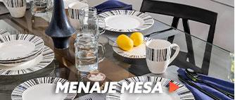 Menaje Mesa | Lo mejor esta en hites.com