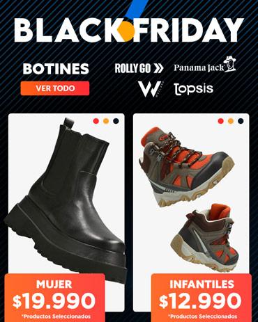 botines blackfriday en hites.com
