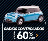 Radios Controlados HASTA 60% DCTO | Lo mejor esta en hites.com