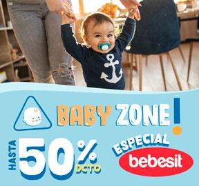 BABY ZONE BEBESIT HASTA 50% DCTO