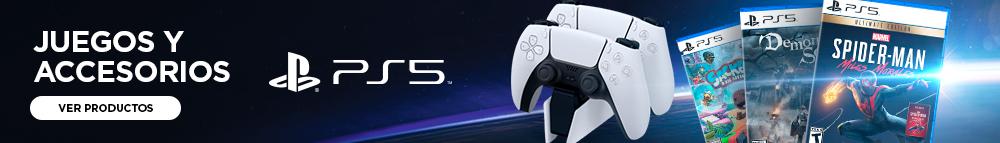 Juegos y Accesorios PS5 en hites.com