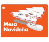 Mesa Navideña hites.com