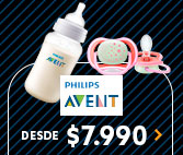 AVENT PHILIPS DESDE $7.990