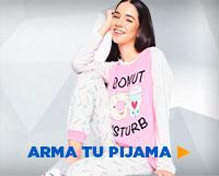 ARMA TU PIJAMA hites.com