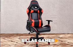 Sillas Gamer | Lo mejor esta en hites.com