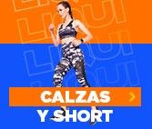 CALZAS Y SHORT en hites.com