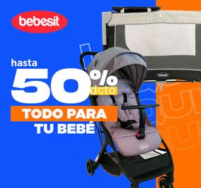 BEBESIT Hasta 50% dcto