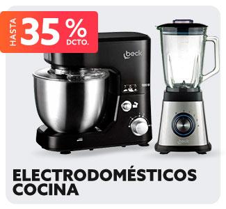 ELECTRODOMÉSTICOS  COCINA Hasta 35% dcto. en hites.com