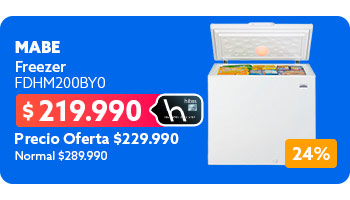 Freezer FDHM200BY0 en hites.com