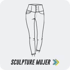 jeans sculpture