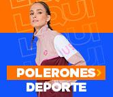 POLERONES DEPORTE en hites.com