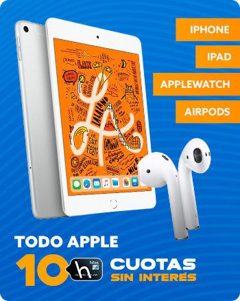 mundo apple en Hites.com