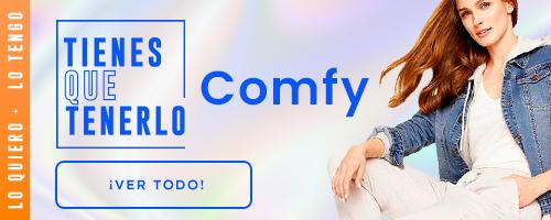 TENDENCIAS COLECCIÓN COMFY EN HITES.COM