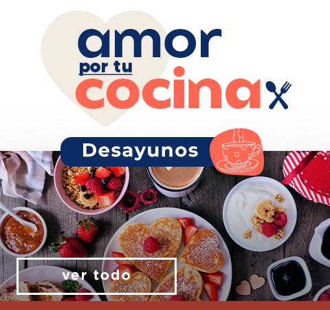 amor por tu cocina