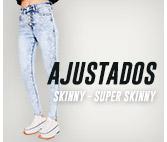 AJUSTADOS SKINNY - SUPER SKINNY  hites.com