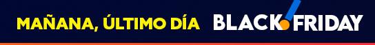 BLACK FRIDAY MAÑANA ULTIMO DIA EN HITES.COM