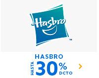 HASBRO HASTA 30% DCTO | Lo mejor esta en hites.com