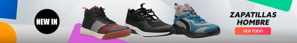 NEW IN Zapatillas Hombre hites.com
